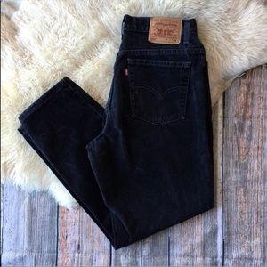 Levi's 550 Relaxed Boyfriend Fit VTG 90's Jeans